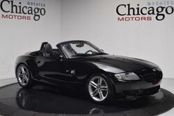 BMW Z4 M Roadster Carfax Certified Newer Z4 Trade In 2006