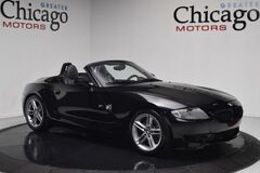 2006 BMW Z4 M Roadster Carfax Certified Newer Z4 Trade In Chicago IL