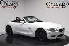2006 BMW Z4 M Carfax Certified Rare Sepang Brown Leather Chicago IL