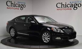 2007 Lexus LS 460 LOADED!! CLEAN CARFAX!!LOCAL TRADE!! NO ACCIDENTS!! PRICED TO SELL! Chicago IL