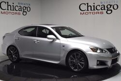 Lexus IS F Rear Miles!! Carfax Certified Performance Exhaust! Navigation 2008