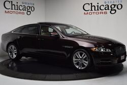 Jaguar XJL Long Wheel Base Incredible LIke New Miles 1 Owner Carfax Certified 2011