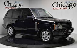 2003 Land Rover Range Rover HSE local trade!! mostly highway miles! Chicago IL