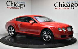 Bentley Continental GT SIZZLING RED ON RED!! FLORIDA CAR! CLEAN CAR FAX!! SUPER CLEAN LOW MILES!! MUST SEE!! 2005