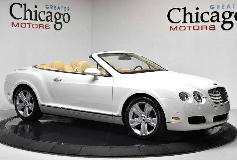 2007 Bentley Continental GT  Chicago IL