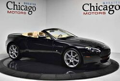 Aston Martin Vantage V8 E-Gear Very Clean Carfax Certified Showstopper! 2008