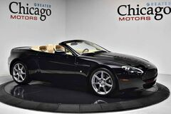 2008 Aston Martin Vantage V8 E-Gear Very Clean Carfax Certified Showstopper! Chicago IL