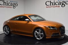 2013 Audi TTS 2.0T Premium Plus Quattro Rare Samoa Orange~Navi~Carfax Certified Chicago IL