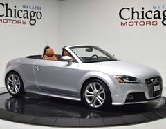 2009 Audi TTS Prem Plus one owner sunny florida car!!! loaded!! silver on beige!! Chicago IL