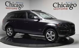 2013 Audi Q7 3.0T Premium Pano Roof Heated Seats~Heated Steering wheel Chicago IL