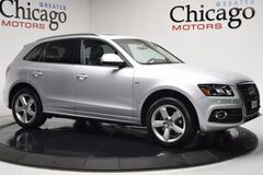 2011 Audi Q5 3.2L V6~ Yes Real Miles 2 Owner Carfax Certified Chicago IL