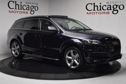 Audi Q7 4.2L Prestige S-Line 2 Owner Carfax Certified Rare V8 W/ Options! 2010
