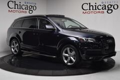 2010 Audi Q7 4.2L Prestige S-Line 2 Owner Carfax Certified Rare V8 W/ Options! Chicago IL