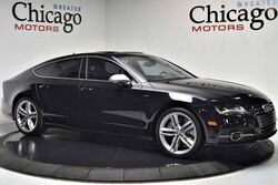 Audi S7 Prestige $88,910 msrp Innovation Pack! Double Black~Loaded with low Miles! 2013