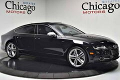 2013 Audi S7 Prestige $88,910 msrp Innovation Pack! Double Black~Loaded with low Miles! Chicago IL