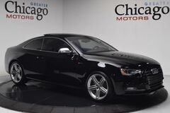2013 Audi S5 Prestige wow!! unicorn!! manual!! loaded with options!! black on red!! sunny florida!! Chicago IL