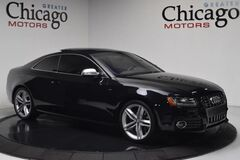 2010 Audi S5 Prestige Rare 6mt Every Options WOW! Carfax Certified Chicago IL