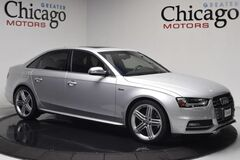 2013 Audi S4 Prem+ $57,415 Msrp Sports Diff/Bang Sound/ 1 Owner Carfax Certfied Chicago IL