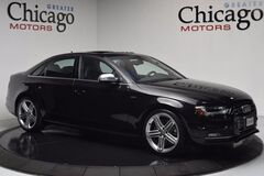 2014 Audi S4 Premium Plus 1 Owner Carfax Certified Chicago IL