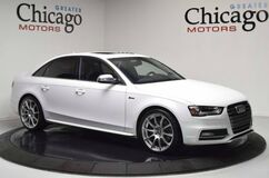 2014 Audi S4 Premium Plus Loaded Loaded Loaded! 1 Owner Carfax Certified~Just serviced with records Chicago IL