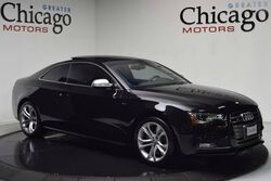 Audi S5 Premium Plus 1 Owner Carfax Certified Loaded! 2013