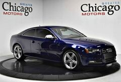 2013 Audi S5 Premium Plus 1 OWNER FLORIDA CAR!! CLEAN CAR FAX!! LOADED!!WOW! Chicago IL