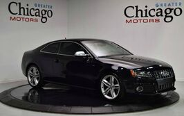 Audi S5 Premium Plus BLACK ON BLACK!! LOADED EXTREMELY CLEAN! 2012