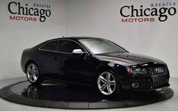 2012 Audi S5 Premium Plus BLACK ON BLACK!! LOADED EXTREMELY CLEAN! Chicago IL
