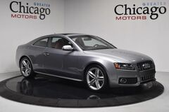 2010 Audi S5 Premium Plus 1 owner! great condition!! lots of options! rare color combo!!bang and o sound! Chicago IL