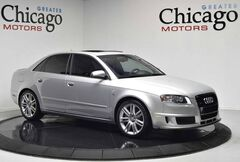 2007 Audi S4 $54,352 msrp +upgrades Miltek Exhaust! Real Miles! Chicago IL