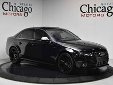 Audi S4 Prestige triple black!!loaded! clean carfax!! must see super clean!custom wheels! 2012
