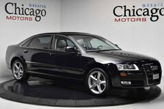 2009 Audi A8 L Long Wheels Base! Rear Miles 1 Owner Carfax Certified Chicago IL
