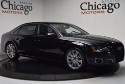 Audi A8 L $150,000 msrp Loaded Rear Exec Package Carfax Certified Very Clean Inside out 2012