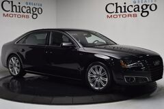 2012 Audi A8 L $150,000 msrp Loaded Rear Exec Package Carfax Certified Very Clean Inside out Chicago IL