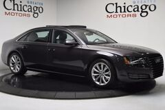 2013 Audi A8 L 3.0L Very Nice 2 Owner $85,095 MSrp Comfort Package Chicago IL