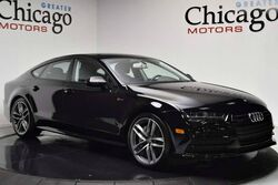 Audi A7 3.0 Premium Plus $73,985 S-LINE PKG~BLK Optic PKG~1 Owner 2016