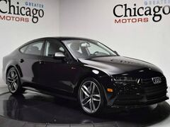 2016 Audi A7 3.0 Premium Plus $73,985 S-LINE PKG~BLK Optic PKG~1 Owner Chicago IL