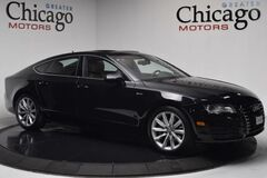 2013 Audi A7 3.0 Quattro Premium Plus Navigation~Blind Spot ~Keyles Go Wow Chicago IL