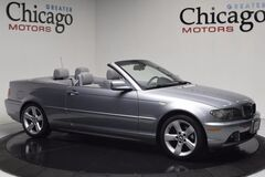 2005 BMW 325ci Carfax Certified Real MIles!! Barley Driven Chicago IL