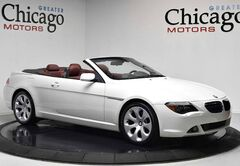 2004 BMW 645ci Family Owned Maimi Weekend Toy! Real Miles!83k MSRP!!! Chicago IL