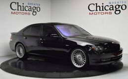 2007 BMW Alpina B7 CALI CAR!! NO ACCIDENTS CLEAN CAR FAX!! FULLY LOADED HUUUUGGEEE Chicago IL