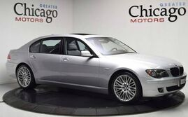 BMW 7 Series 750Li LOADED!! LOW MILES FROM SUNNY FLORIDA!! CLEAN CARFAX NO ACCIDENTS!! 2008