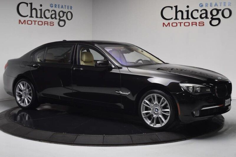 2010 BMW 760LI Individual Comp $156,000 msrp! Rear Tv's Rear Recliners Chicago IL