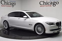 BMW Alpina B7 LWB xDrive 2 Owner Loaded Car Rear Recliners~Rear Tv's~Unbelievable Condition 2012