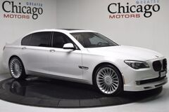2012 BMW Alpina B7 LWB xDrive 2 Owner Loaded Car Rear Recliners~Rear Tv's~Unbelievable Condition Chicago IL