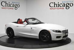BMW Z4 sDrive35i HOT WHITE ON RED COMBO!! LOADED!!1 OWNER CALI CAR!!RARE MSPORT PACK! 2013