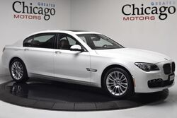 BMW 740LI XDrive Loaded M Sport Package 1 Owner Very Low miles! Driver Asst. Pack! 2013
