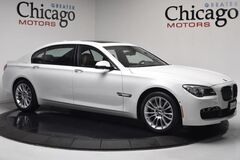 2013 BMW 740LI XDrive Loaded M Sport Package 1 Owner Very Low miles! Driver Asst. Pack! Chicago IL