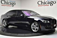 2013 BMW 760LI Long wheel Base Loaded Staggering $162,605 msrp NEw! Chicago IL