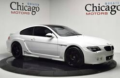 BMW M6 50k In upgrades Hamann Widebody~Dinan Performance 2009